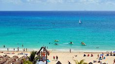 Playa del Carmen, Mexico. I have been here and loved it~ beautiful.