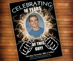 17 Best Ideas About Boy 16th Birthday Boys Party For Teens