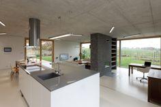 atelier KLANC - Realizace - Rodinné domy