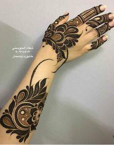 Henna Hand Designs, Mehndi Designs Finger, Modern Henna Designs, Floral Henna Designs, Beginner Henna Designs, Latest Bridal Mehndi Designs, Wedding Mehndi Designs, Dulhan Mehndi Designs, Kashee's Mehndi Designs
