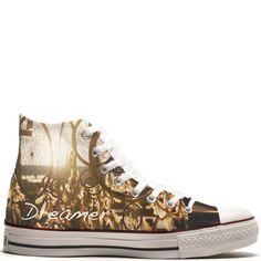 ae4619c0f1c4 UNiCKZ all stars new Dreamer. Cool ConverseCustom ConverseConverse  SneakersSneakers FashionConverse HighFashion ShoesConverse Chuck ...