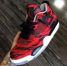 Air Jordan 4 Customs