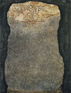 Jean Dubuffet. Beard of Uncertain Returns. November 1959