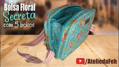 Costura Diy, Doll Videos, Home Sew, Purse Organization, Patchwork Bags, Practical Gifts, Quilt Making, Hand Embroidery, Hand Sewing