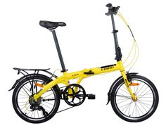 Camp City is our all around everyday bike. City is 2 lbs lighter than Supersonic and considered the family folding bike of choice for best value, comfort and responsiveness. Equipped with 8-Speed, All