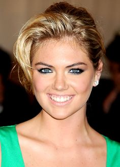 Bronzed beauty – Kate Upton / Beauté bronzée – Kate Upton