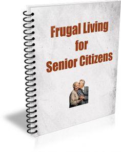 Frugal Living for Senior Citizens