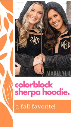 Take on the cold winter weather in this extremely cozy colorblock sherpa! Featuring suede pocket detailing, this sherpa hoodie is just as soft on the inside as it is on the outside! Colorblocked with black and heathered gray, it features snaps on the neckline and a drawstring hood to bundle up as much as you want! Check out more of our sherpa collection here for more winter weather attire.