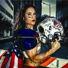 History in The Making–Meet Jen Welter (@jwelter47), the NFL's (@NFL) First Female Coach! http://heymikeyatl.com/2015/07/29/history-in-the-making-meet-jen-welter-jwelter47-the-nfls-nfl-first-female-coach/ @welter47 #Sports #NFL #Football #FirstFemaleCoach @azcardinals #JenWelter #ArizonaCardinals #HeyMikeyAtl #HeyMikey written by @HeyMikeyAtl