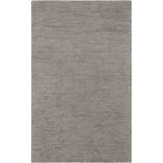 Loomed Two Tone Taupe Elephant Rug-