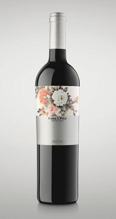 atipus_cocaifito #etiquetas #vino #label www.prettywines.com