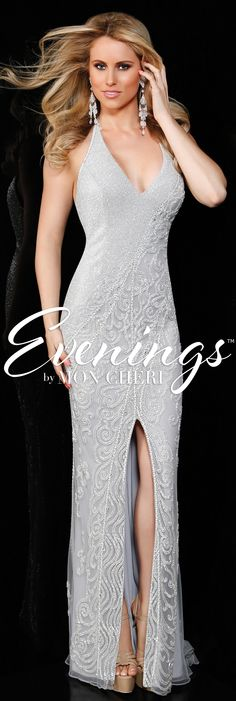 Evenings by Mon Cheri Spring 2016 - Style No. 11639 #formaleveninggowns