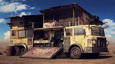 apocalypse truck - Google Search