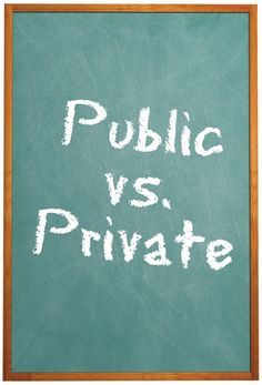 schooling public schools vs private schools private school  dispelling the achievement gap myth between public and private schools mo parent
