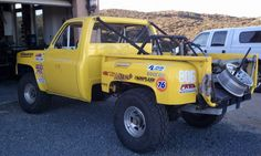 Class 8, K5 Blazer, Square Body, Chevrolet, Monster Trucks, Vintage, Vintage Comics