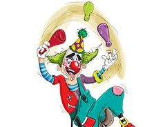 "Check out new work on my @Behance portfolio: ""Clown"" http://be.net/gallery/49326131/Clown"