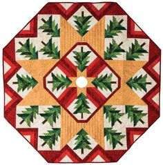 http://www.quiltviews.com/free-tree-skirt-pattern-from-pam-bono-designs  SO pretty- free pattern- looks harder than I can do, but just have to share this