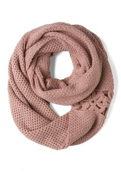 Retro Scarf in Pink