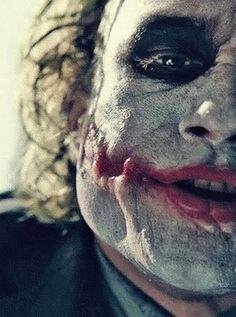 Heath Ledger's Joker - The Dark Knight Joker Dark Knight, The Dark Knight Trilogy, Joker Dc, Joker And Harley Quinn, Gotham City, Joker Outfit, Les Oscars, Joker Images, Heath Ledger Joker