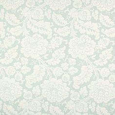 Jacquard Anastasia 3 - Polyester - Cotton - Linen - peppermint