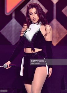 Recording artist Lauren Jauregui of Fifth Harmony performs onstage during Z100's Jingle Ball 2016 at Madison Square Garden on December 9, 2016 in New York, New York.