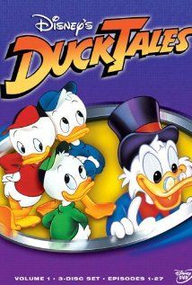 DuckTales! Loved loved