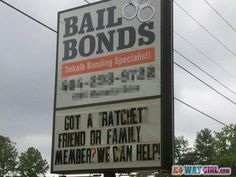 Most Ghetto Sign Ever!