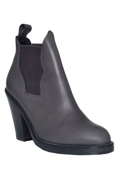 Acne Star Boots grey