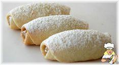 Elmalı Kurabiye – Kurabiye – The Most Practical and Easy Recipes Fun Easy Recipes, Old Recipes, Easy Meals, Cookie Desserts, Cookie Recipes, Apple Cookies, Weird Food, Turkish Recipes, Food And Drink