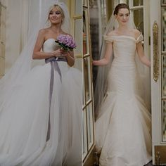 dress from bride wars
