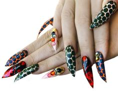 """Create your own style or fashion … let by AbigailRichard from Nail Art Gallery"