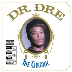 The Chronic - Dr. Dre, LP