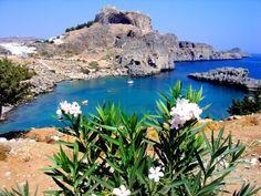 Akropolis van Lindos, Griekenland  #Griekenland #HolidayCheck