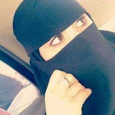 Niqab Eyes, Hijab Niqab, Hijabi Girl, Girl Hijab, Cute Girl Pic, Cute Girls, Girl Shadow, Hijab Dpz, Niqab Fashion