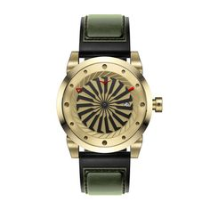 Zinvo Blade Gold Automatic // 202