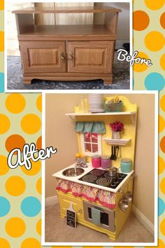 Diy Play Kitchen diy play kitchen!! | cute kid stuff | pinterest | diy play kitchen