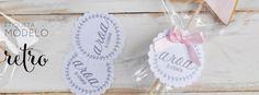 Packaging bonito para galletas, etiquetas personalizadas para presentación de galletas by CukieProject