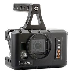 This is a new cage that just came out for the GoPro