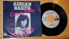 "ADRIAN BAKER - Candy Baby + Dance to it - Vinyl 7"" Single - Ariola in Musik, Vinyl, Pop | eBay"