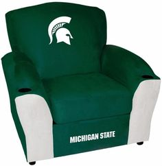 Michigan State Sideline Chair
