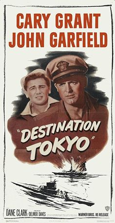Destination Tokyo posters for sale online. Buy Destination Tokyo movie posters from Movie Poster Shop. We're your movie poster source for new releases and vintage movie posters. Old Movie Posters, Classic Movie Posters, Cinema Posters, Film Posters, Classic Movies, 1940s Movies, Old Movies, Vintage Movies, Great Movies