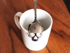 Sugar Skull Spoon Adds A Macabre Flair To Your Morning Coffee