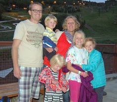 Lindsey MacMurray's family enjoying the Alpine Slide. Pinned by evoconference.com #evoconf