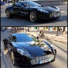 Aston Martin One-77!!