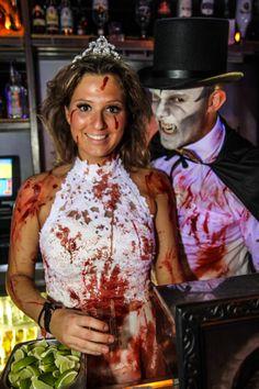 Halloween Party in Danzig