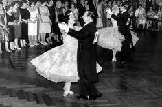 Ball room dancing