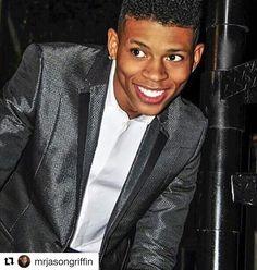 #Repost @mrjasongriffin with @repostapp  Yazz  @yazzthegreatest  Blazer: @hugoboss  Pantsshirt: @dsquared2  photography @michaelrmoore616 @mrmoore_studios  styling by me... #mrjasongriffin  #brysheregray #yazzthegreatest #yazz #ytg #empire #empireseason3 EmpireBBK.com