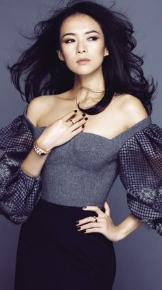Zhang Ziyi ♥ 章子怡<<< if I could look like anyone in the world it would be her.