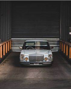 Stanced by Old Mercedes, Classic Mercedes, Old School, Eye Candy, Cool Stuff, Friends, Vehicles, Instagram, Style