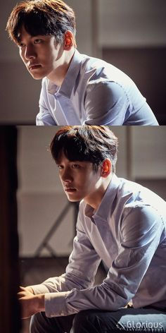 """[Drama] Charismatic eyes and rain showers in more behind-scenes from """"Suspicious Partner"""" Ji Chang Wook Smile, Ji Chang Wook Healer, Ji Chan Wook, Korean Star, Korean Men, Drama Korea, Korean Drama, Asian Actors, Korean Actors"""